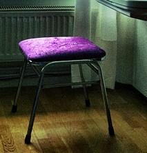 TAITO arcade stool refurbish